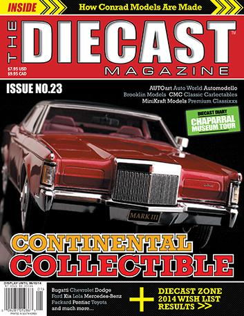 The Diecast Magazine - Issue No.23