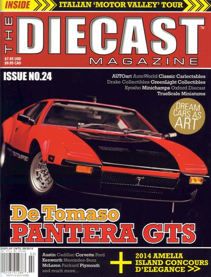 The Diecast Magazine - Issue No.24
