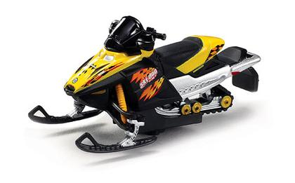 Snowmobile BRP Ski-Doo MX Z Adrenaline