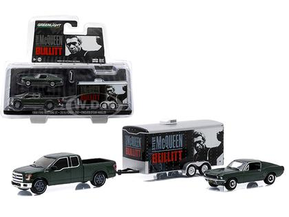 Movie Trailer Set - Bullitt 1:64