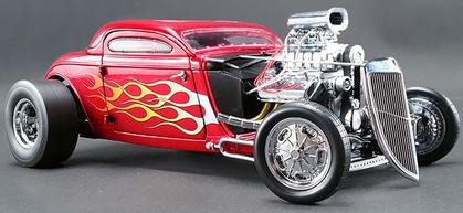 Ford nitro Blown Coupe 1934