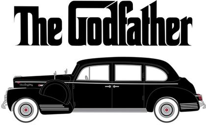 Packard 1941 The Godfather (JUST ARRIVED)