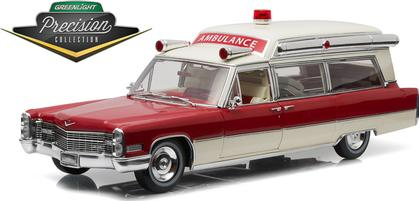 Cadillac S&S 48 High Top 1966 Ambulance