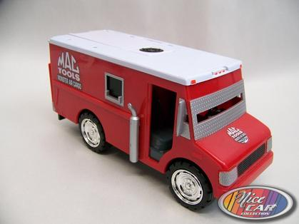 Mail Blaster Truck From Monster Garage