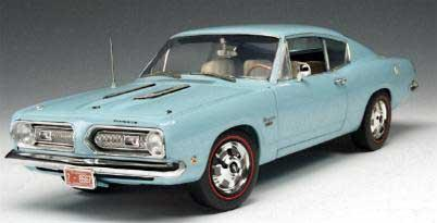 Plymouth Barracuda 1968 **Last one**