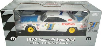 Plymouth Superbird 1970 #1