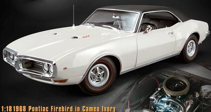 Pontiac Firebird 400 1968