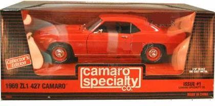 Chevrolet Camaro ZL1 427 1969