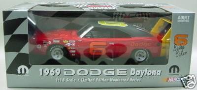 Dodge Charger Daytona 1969 #6