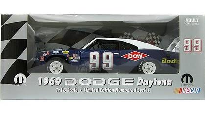 Dodge Charger Daytona 1969 #99