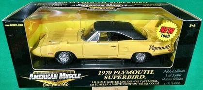 1970 Plymouth Superbird **Last One**