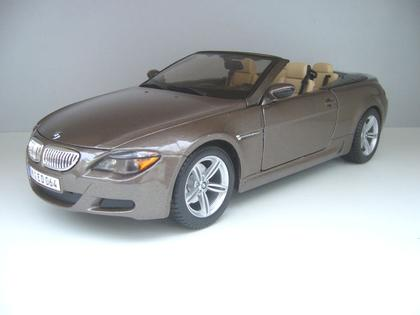 BMW M6 Cabrio *Just 1 only*
