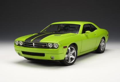 Dodge Challenger Concept Car