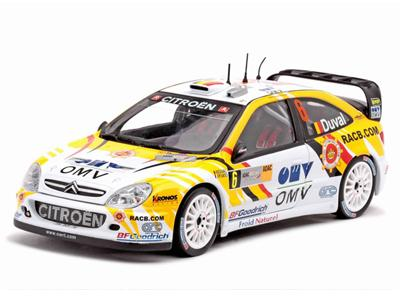 CITROEN XSARA WRC OMV Kronos Citroen #6 **Last One**