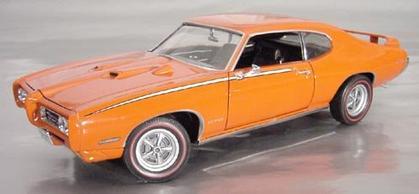 Pontiac GTO Judge 1969 **1 only**