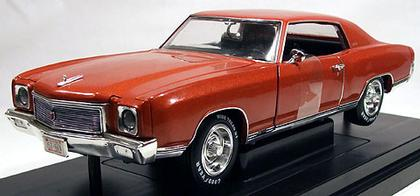 Chevrolet Monte Carlo SS 1971 **1 only**
