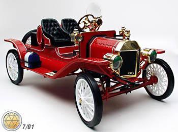 Ford Model T Speedster 1913