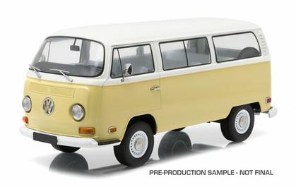 Volkswagen Type 2 (T2B) Bus 1971