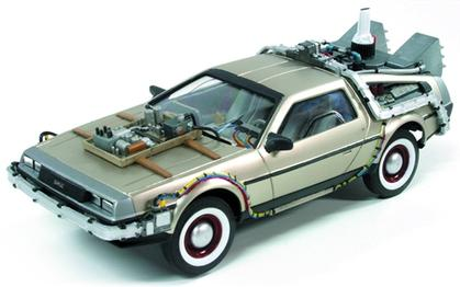 DMC DeLorean Back to the Future III Time Machine Mark III