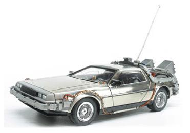 DMC DeLorean Back to the Future I Time Machine