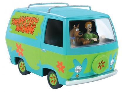 Scooby-Doo Mystery Machine
