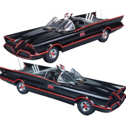 2 in 1 Batman Batmobile 1966