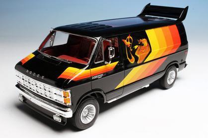 Dodge Van 1982