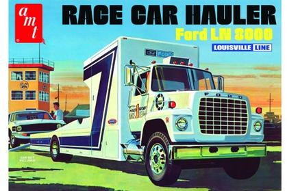 Ford LN 8000 Race Car Hauler