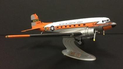 Plane Douglas DC-3 Airways and Communications Service 1959 **Last One**