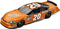 Tony Stewart #20 - The Home Depot - Monte Carlo 2007 SS