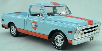 1968 Chevrolet C10 Truck - Gulf Racing