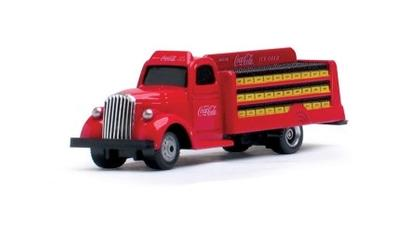1938 Coca-cola Bottle Truck