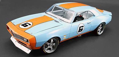 Set TRIO Gulf (Pickup - Camaro - Trailer) + 2 Gas Pump Bonus