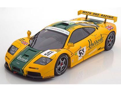McLaren F1 GTR 1995 LeMans 24H #51 3rd Place