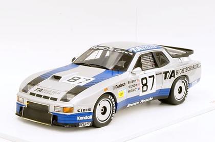 Porsche 924 Carrera GTR Le Mans 24H #87