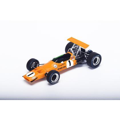 McLaren M7A #1 Winner Canadian GP 1968