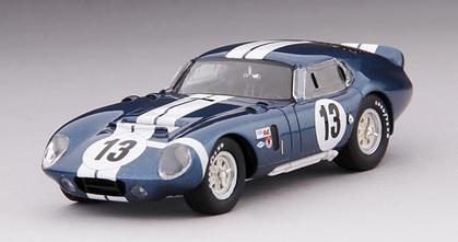 Shelby Daytona Coupe Winner GT Class 1965 Daytona #13 1/43