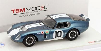 Shelby Cobra Daytona 1965 Bonneville Land Speed Record CSX2287
