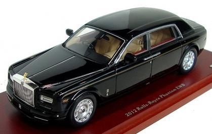 Rolls-Royce Phantom EWB Limousine 2012 1/43