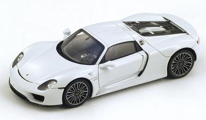 Porsche 918 Spyder 1/43