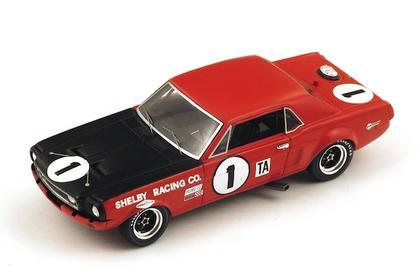 Ford Mustang 1968 Daytona Class Winner
