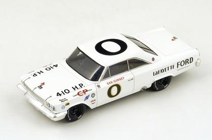 Ford Galaxie Daytona 500 1963 1/43