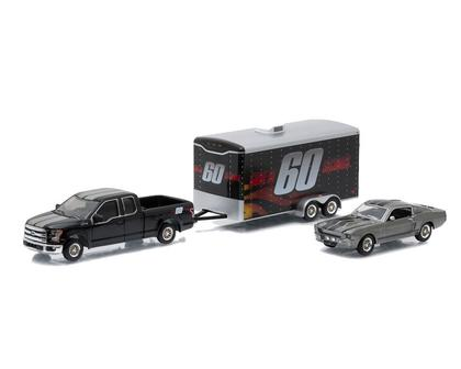 Hitch and Tow MOVIE TRAILER SET - Gone In Sixty Second 1:64