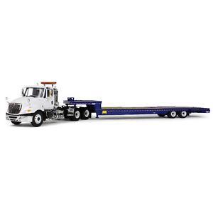 INTERNATIONAL PROSTAR WITH LEDWELL HYDRATAIL TRAILER