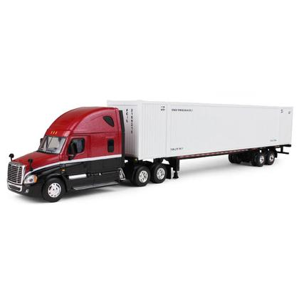 FREIGHTLINER CASCADIA HIGH ROOF SLEEPER TRACTOR