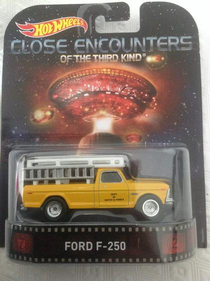 Ford F-250 Close Encounters of the Third Kind