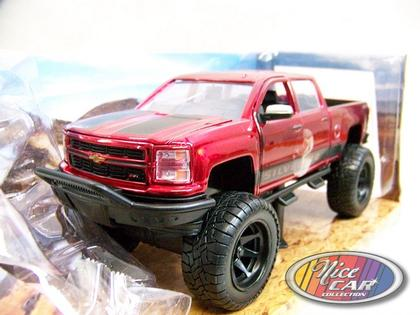 Chevrolet Silverado Z/71 2014 Off-Road