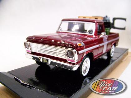 Ford F-100 1969 Tow Pickup
