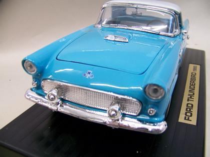 Ford Thunderbird 1955 convertible *1 only*