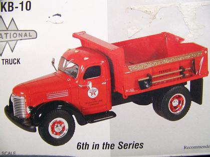 International KB-10 1949 Dump Truck